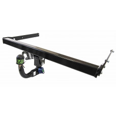 Vertical Detachable Towbar For Mini One 3-5 Doors, Check Towing Capacity 2014-On