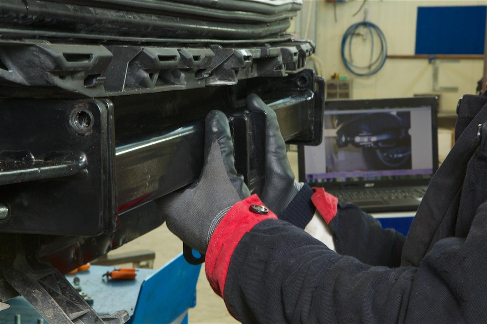 competence in fitting towbars