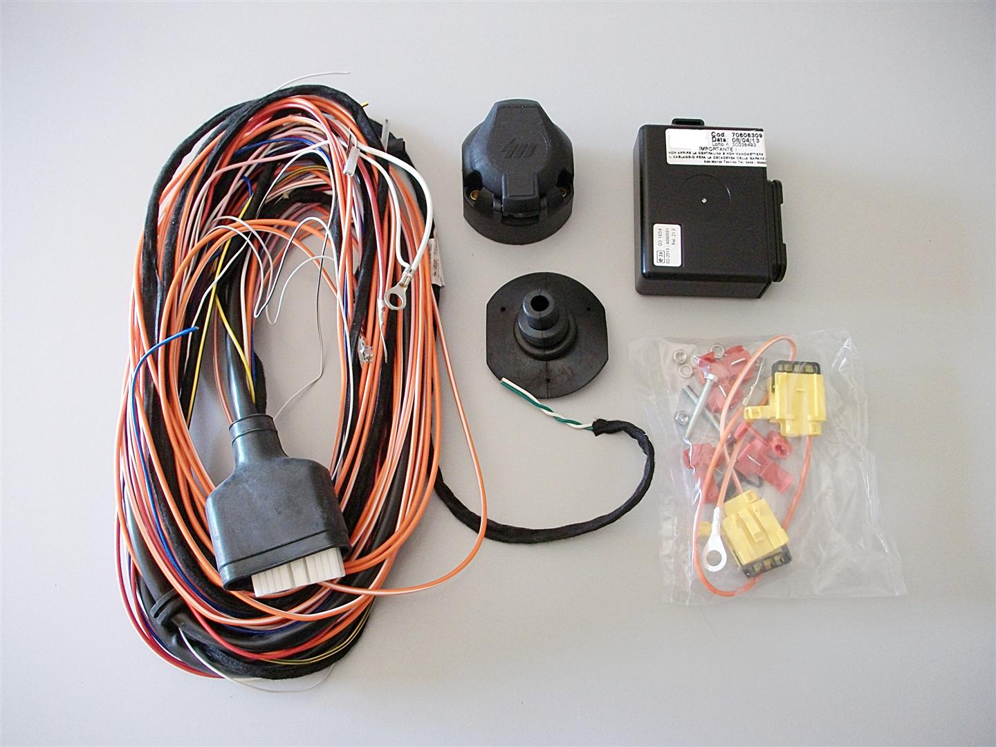 Wiring Kits Towequipe Towed Vehicle Kit Specific Means That Each Is Built And Designed For A Particular Kind Of It Can Be Connected To The Original Car Connector